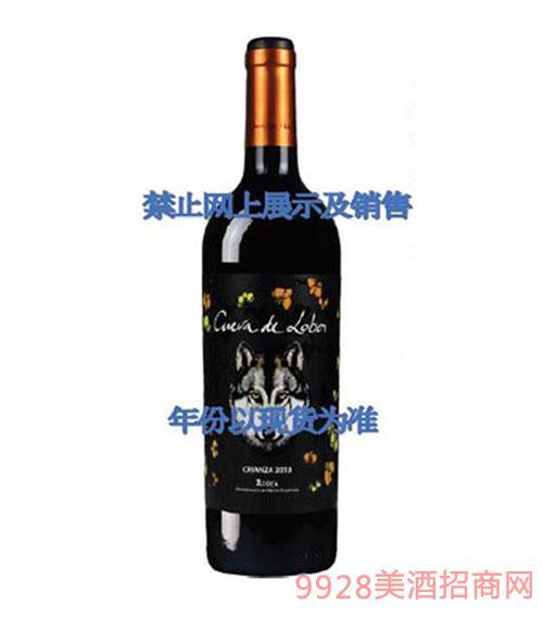 西班牙狼王干红葡萄酒