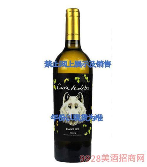 西班牙雪狼干白葡萄酒