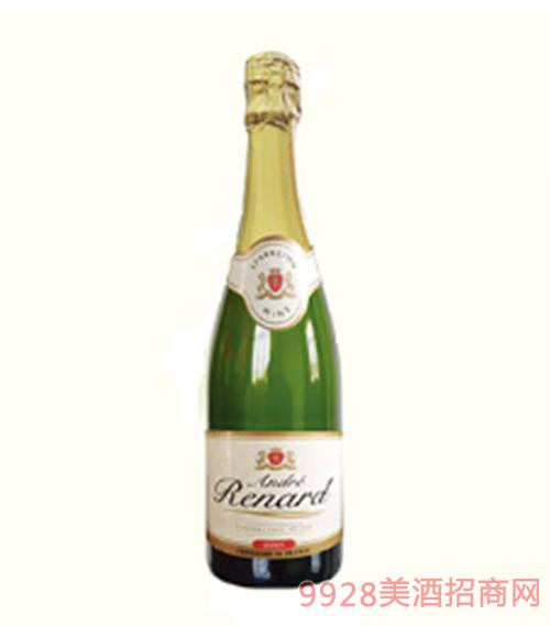 安德魯起泡甜白葡萄酒