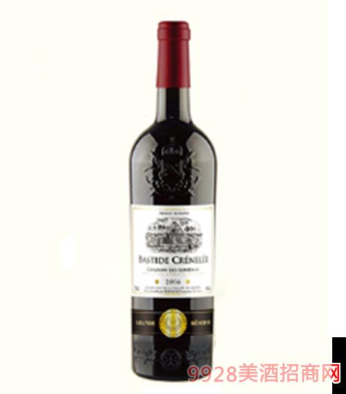 柏斯特格里昂红葡萄酒