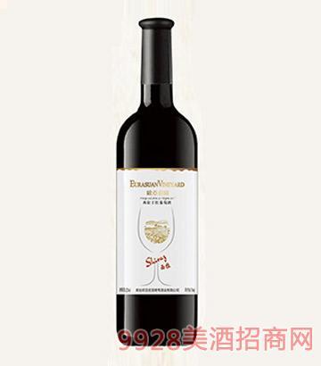 西拉干红葡萄酒750ml