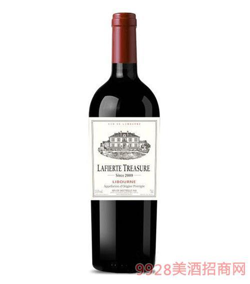 索泰尔纳拉斐珍宝2009干红葡萄酒