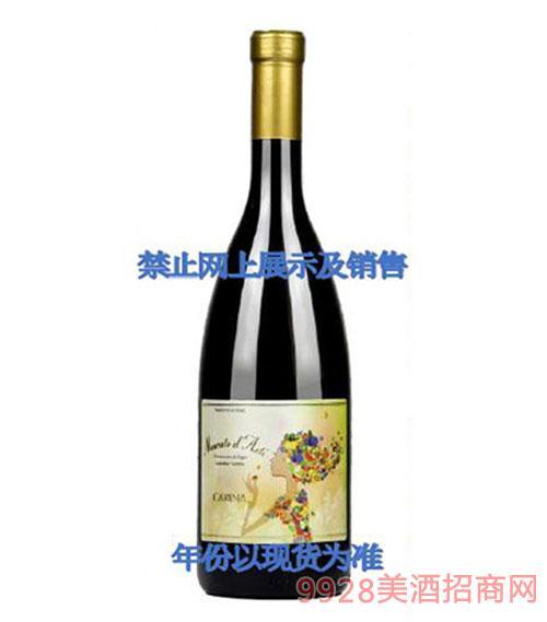 卡丽娜阿斯蒂甜白葡萄酒