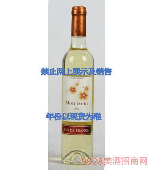 挚爱甜白葡萄酒