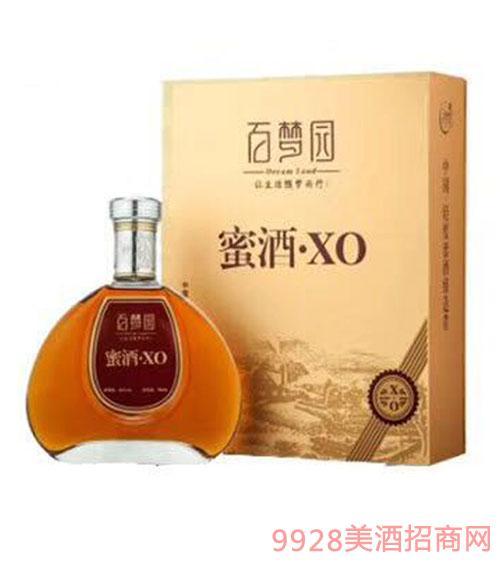 百梦园蜜酒XO-40度700ml