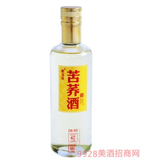 醉龙庭苦荞酒瓶装