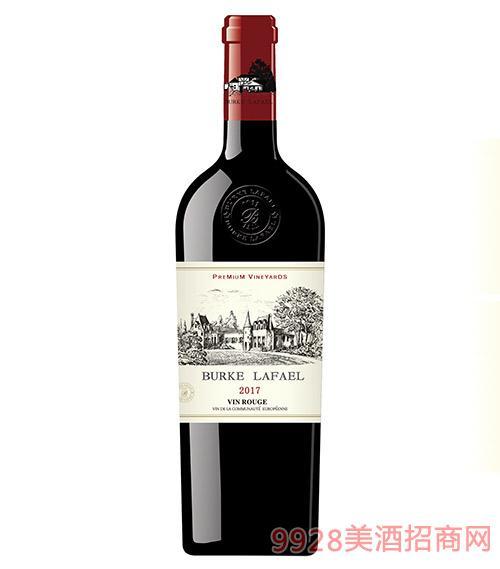 伯克拉斐巴洛克优选干红葡萄酒12.5度750ml