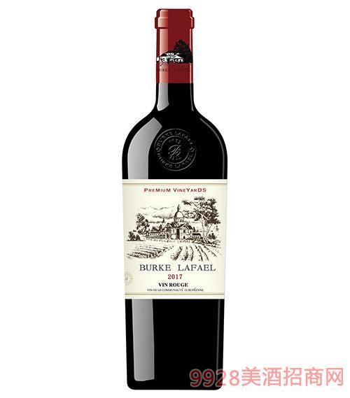 伯克拉斐传说干红葡萄酒12.5度750ml