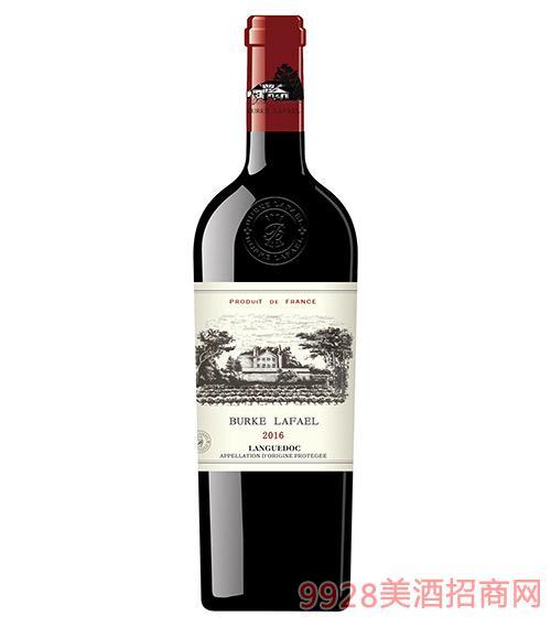 伯克拉斐精选干红葡萄酒12.5度750ml