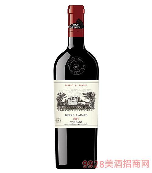 伯克拉斐优选干红葡萄酒13度750ml