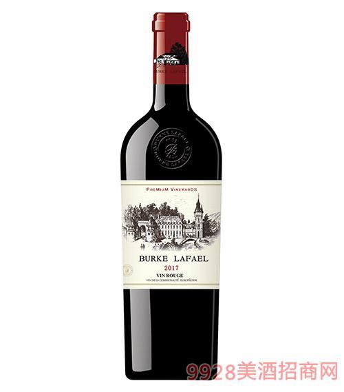 伯克拉斐伯爵干红葡萄酒12.5度750ml