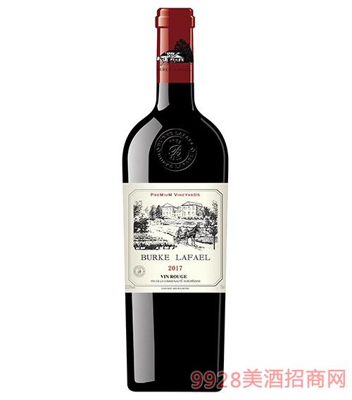 伯克拉斐传奇干红葡萄酒