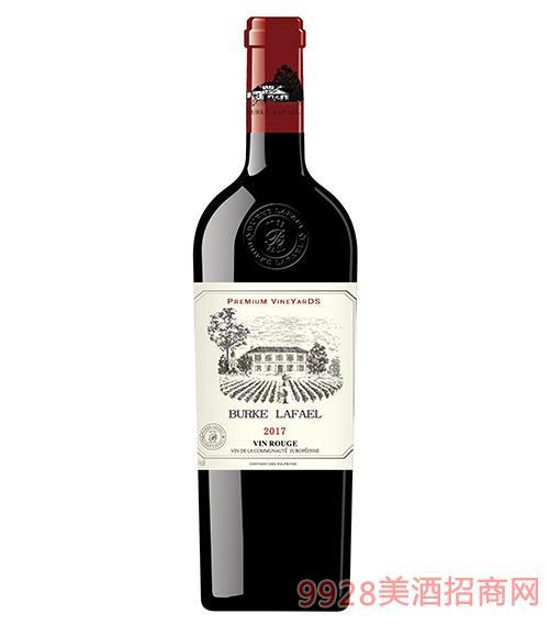 伯克拉斐凯帝斯干红葡萄酒12.5度750ml