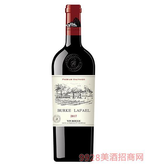 伯克拉斐古斯特精选干红葡萄酒12.5度750ml