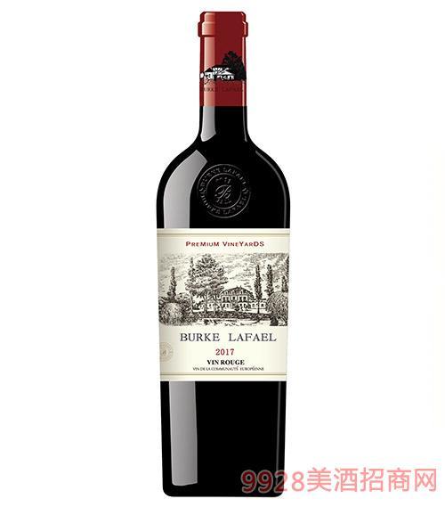 伯克拉斐古堡干红葡萄酒12.5度750ml