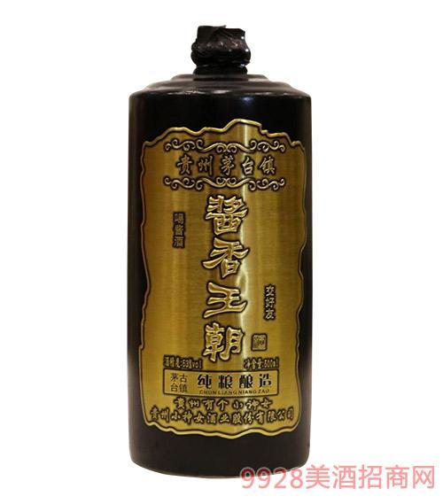 酱香王朝酒金标