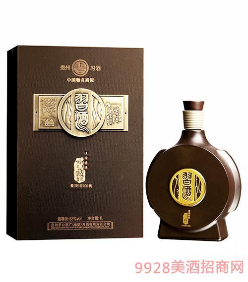 习酒窖藏1988-53度1L