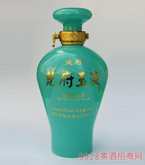 楚府玉液酒52度500ml