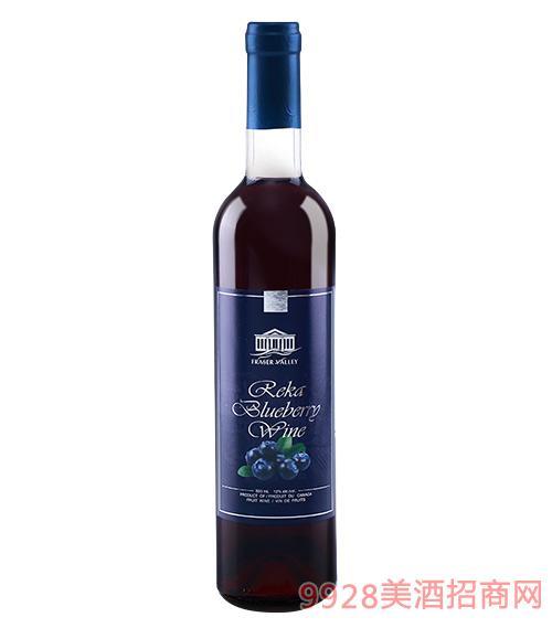 雷卡蓝莓酒