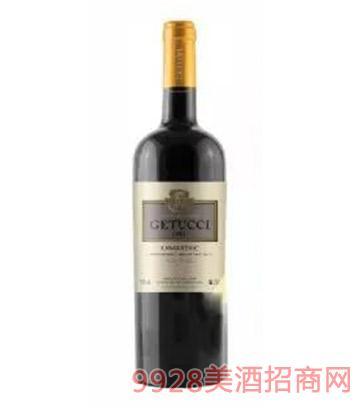 法国歌图斯珍藏红葡萄酒13度750ml