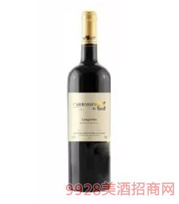 法国华丽马车干红葡萄酒13.5度750ml