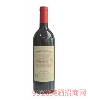 法国卡莱斯城堡(IPG)干红葡萄酒12.5度750ml