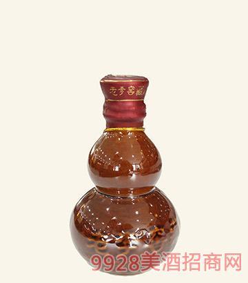 老李窖藏酒-小葫芦52度100ml