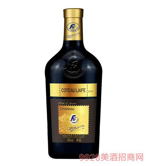 妮菲干�t葡萄酒2016-14度999ml