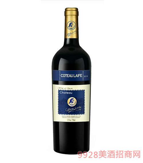 诗菲干红葡萄酒2016-13.5度750ml