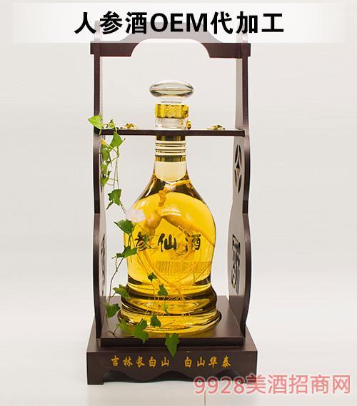 溢凌参仙酒38度3000ml