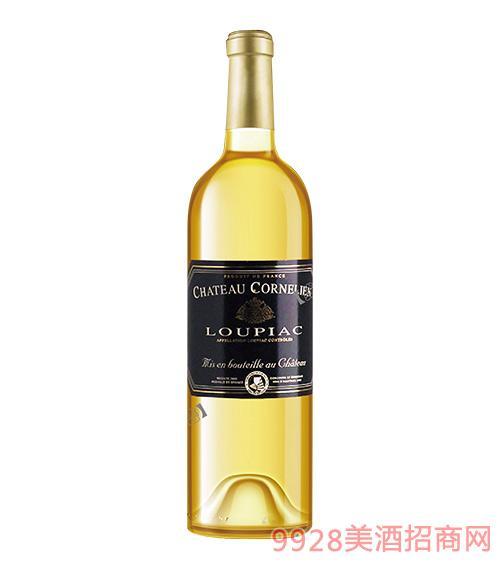 法国卡洛琳城堡贵腐甜白葡萄酒