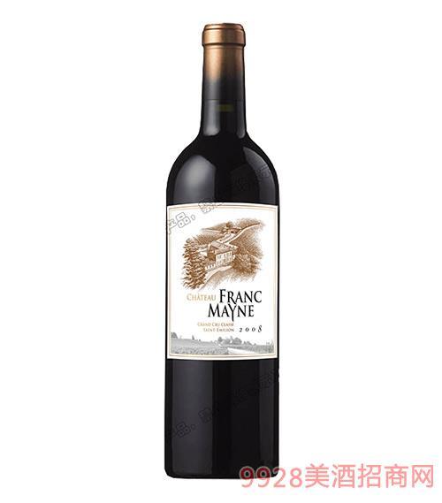 法国弗郎梅诺城堡干红葡萄酒
