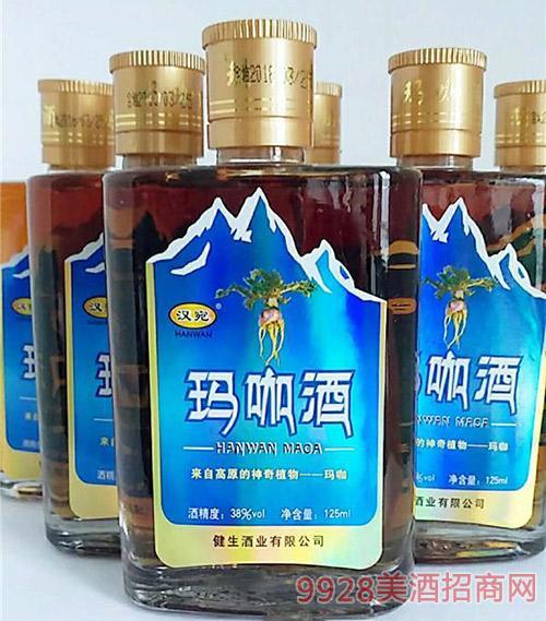 玛咖酒125mlX24瓶