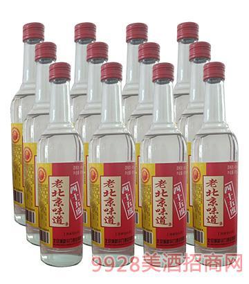 老北京味道酒45度500ml