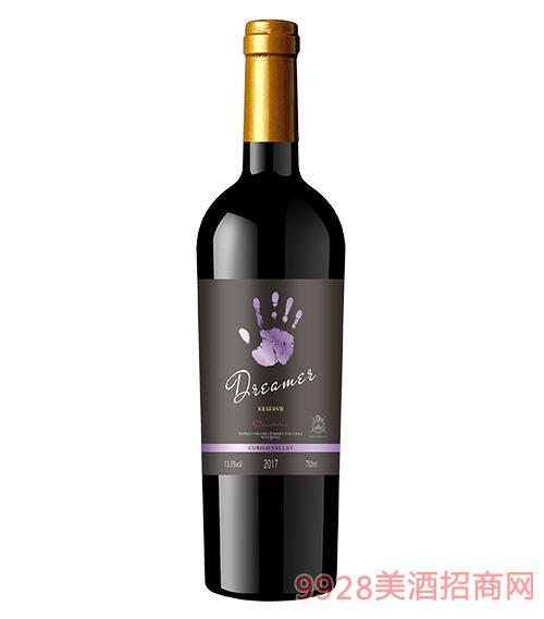 艾隆堡梦想者6号干红葡萄酒酒
