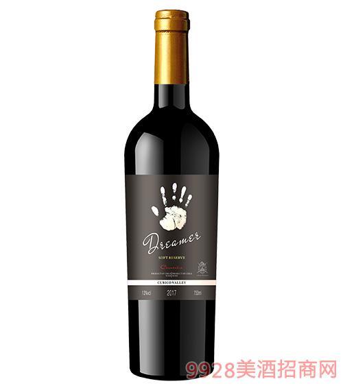 艾隆堡梦想者3号干红葡萄酒