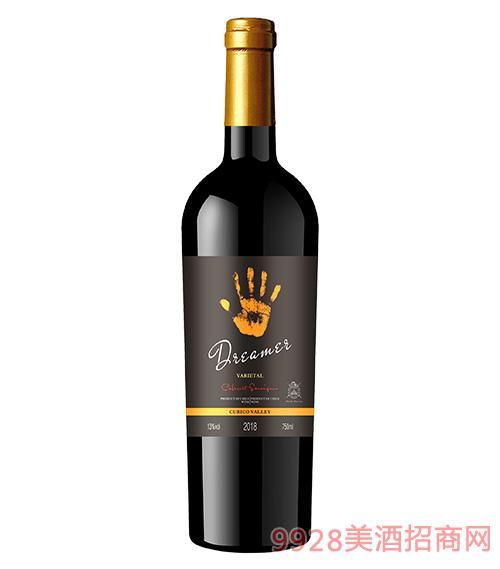 艾隆堡梦想者2号干红葡萄酒