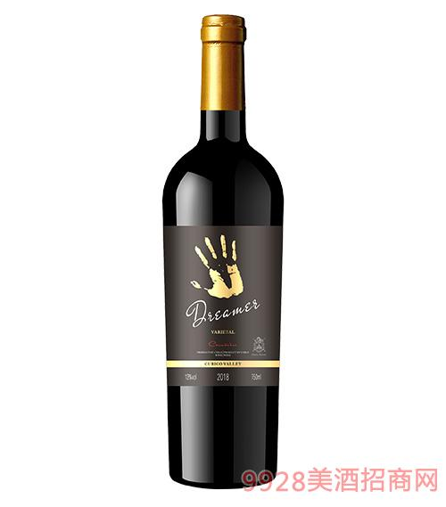 艾隆堡梦想者1号干红葡萄酒