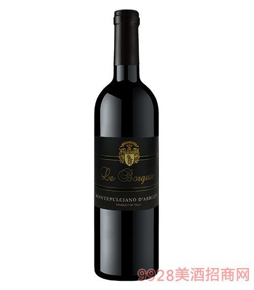乐博特蒙特不查诺干红葡萄酒