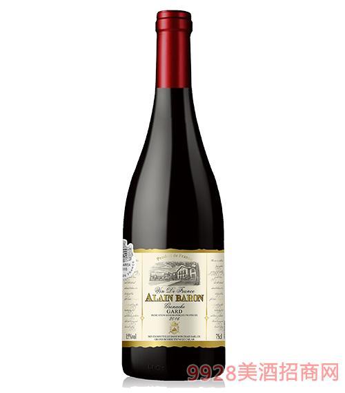 艾隆堡干红葡萄酒