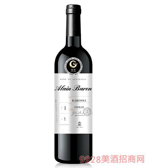 艾隆堡澳洲巴罗莎谷西拉干红葡萄酒