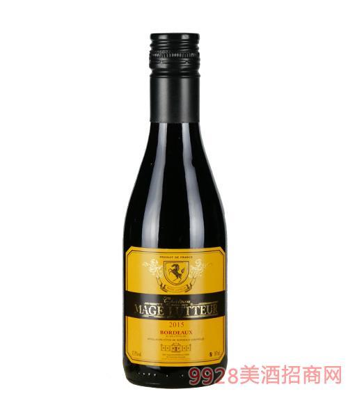 玛歌力士干红葡萄酒(187ml)