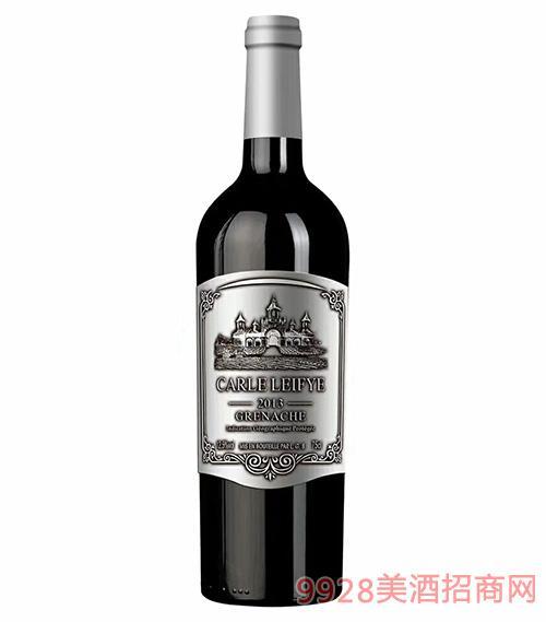 凯尔勒菲2013歌海娜干红葡萄酒12.5度750ml