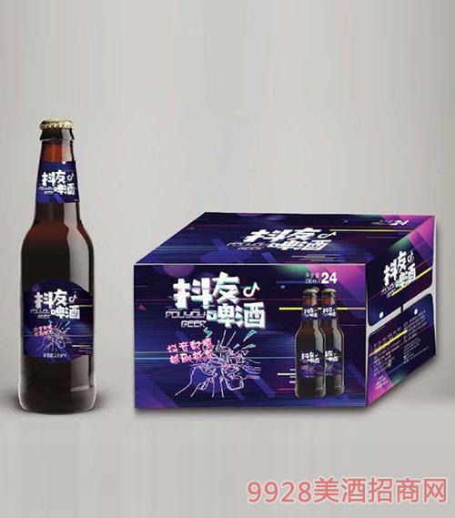 抖友啤酒236mlx24