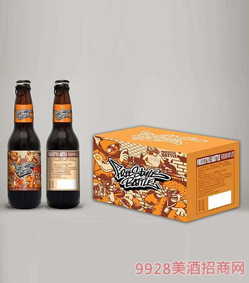 freestyle battle精酿小麦啤酒