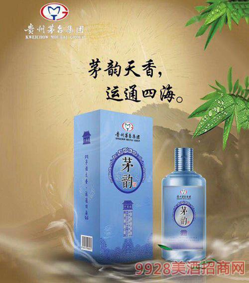 茅韵酒中国韵53度500ml