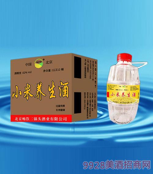小米养生酒1lx12桶