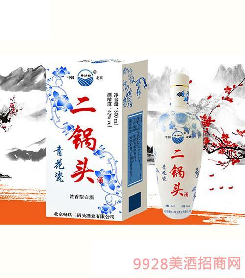 青花瓷二锅头酒