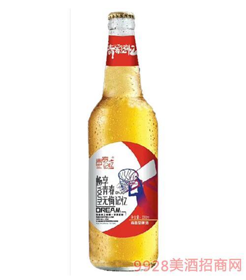 青春记忆(畅享青春无悔记忆)红标啤酒330ml