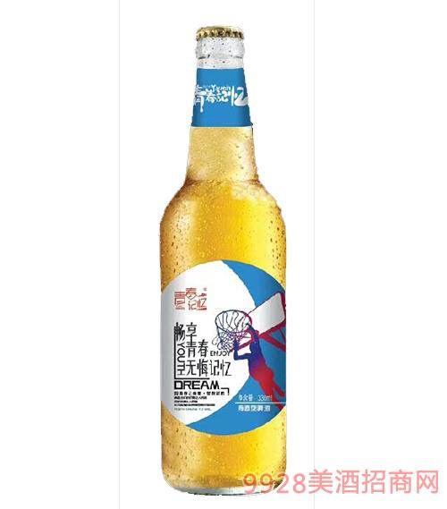 青春记忆(畅享青春无悔记忆)蓝标啤酒330ml
